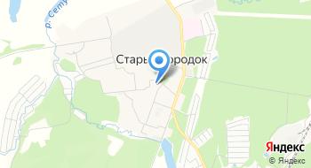 Детско-юношеская спортивная школа Старый городок на карте
