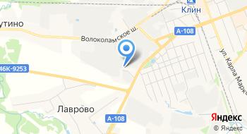 Гостиница Аквамарин на карте