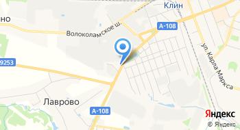 Издательский Дом Вико Плюс г. Клин на карте