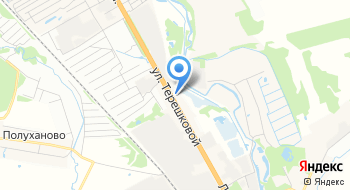 Клин Стройматериал на карте