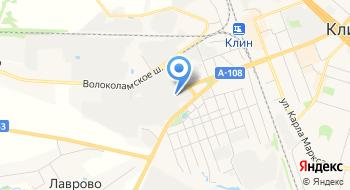 Клинский завод металлический дверей Мастер Двери на карте