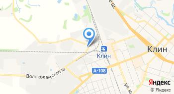Всероссийское добровольное пожарное общество МО на карте