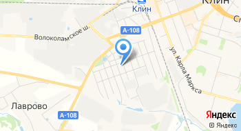 Малая Архитектура на карте