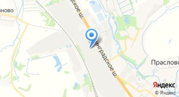 Клинское Производственное Текстильно-Галантерейное Объединение г. Клин на карте