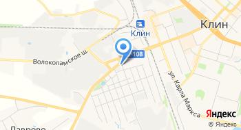 Internet-klin.ru на карте