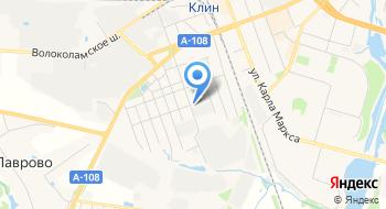 Частное Охранное предприятие Кодекс на карте