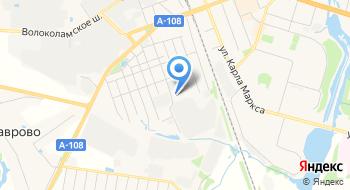 Специализированная Пожарно-спасательная Часть № 37 Фгку 13 ОФПС по Московской области город Клин на карте