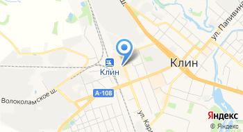 DveGolovi-Клин на карте