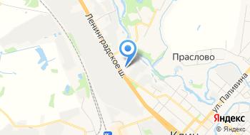 Поликлиника № 3 на карте