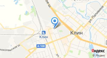 Омвд России по Клинскому району на карте