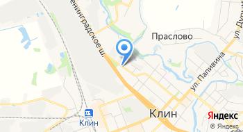 РЭО ОГИБДД ОМВД России по Клинскому району на карте