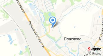 Всероссийский Научно-исследовательский институт Механизации Сельского Хозяйства на карте