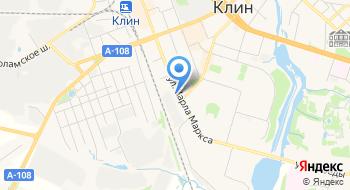Судебный участок № 72 мирового судьи Клинского судебного района Московской области на карте