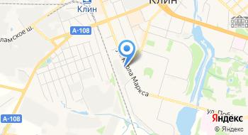 Клинская Детская Городская больница на карте