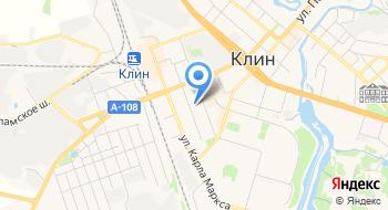 Эвакуатор Клин на карте