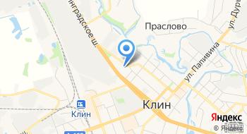 Клинская Станция Скорой Медицинской Помощи на карте
