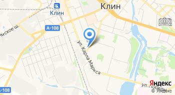 Клинская Стоматологическая поликлиника на карте