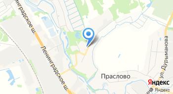 Тепловые Сети МУП Общежитие №5 на карте
