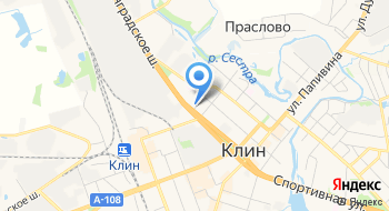 Психиатрическая больница № 13 на карте
