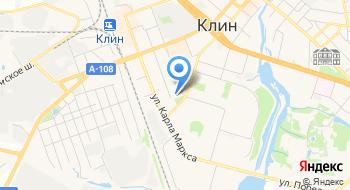 Клинский отдел ЗАГС г. Клин на карте