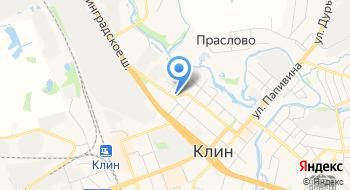 Музей Елочной Игрушки Клинское Подворье на карте