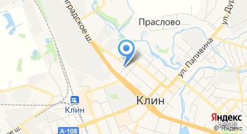 КСБ на карте