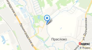 Клинские Тепловые Сети РЭУ №3 пос. Майданово на карте