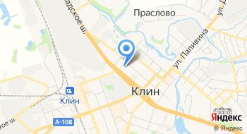 ИФНС России по г.Клину Московской области на карте