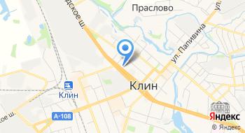 Зубовская участковая больница на карте