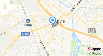 Следственный отдел Главного Следственного управления Следственного комитета РФ по Московской области г. Клин на карте