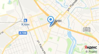 Отделение почтовой связи Клин 141606 на карте