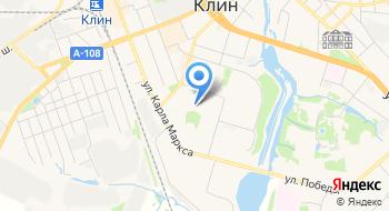 Г. Клин детский сад №26 Звездочка на карте