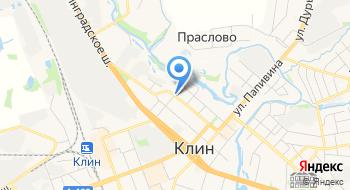 Баня-сауна Банькофф на карте