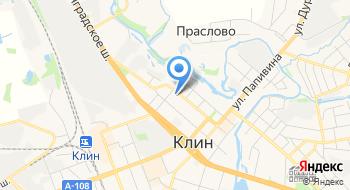Отдел военного комиссариата Московской области по г. Клин и Клинскому району на карте