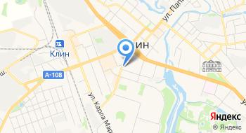 Экспресс СВ г. Клин на карте