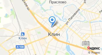 Газета Новости Клина на карте