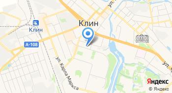 Клинский Социально-Реабилитационный центр для Несовершеннолетних Согласие г. Клин на карте