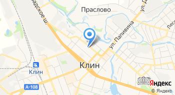 Московский областной суд на карте