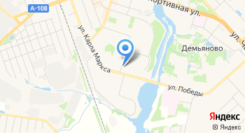 СК Полибилд на карте