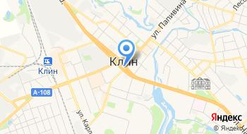 Klin-wood на карте