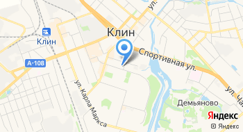 НОУ Православная классическая гимназия София г. Клин на карте