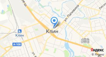 Московский индустриальный банк, банкомат на карте