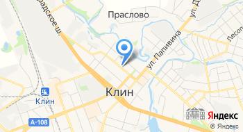 Адвокатское бюро «Система защиты» (Дополнительный офис «Клин») на карте