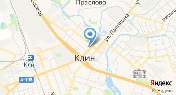 Discont Klin Travel на карте
