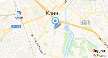 Клинская Детская школа Искусств им. П. И. Чайковского на карте
