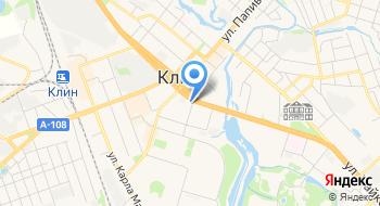 Клинский Кожно-венерологический Диспансер на карте