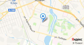 Московской области Клинский центр Занятости Населения на карте
