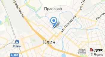 Клинская центральная районная библиотека на карте