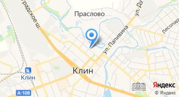 Клинская Централизованная Библиотечная Система на карте