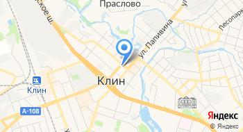 Управление по Архитектуре и Градостроительству Администрации Клинского Муниципального района г. Клин на карте